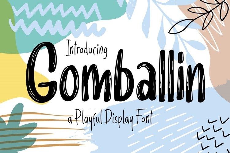 Gomballin