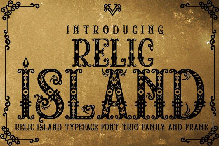 RELIC ISLAND example image 1
