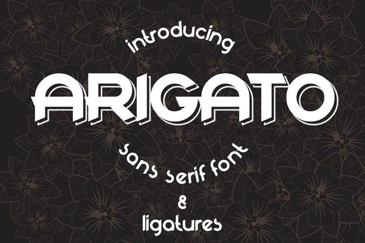 Arigato example image 1