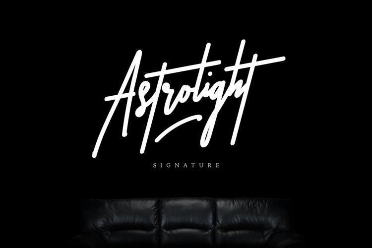 Astrolight Signature example image 1