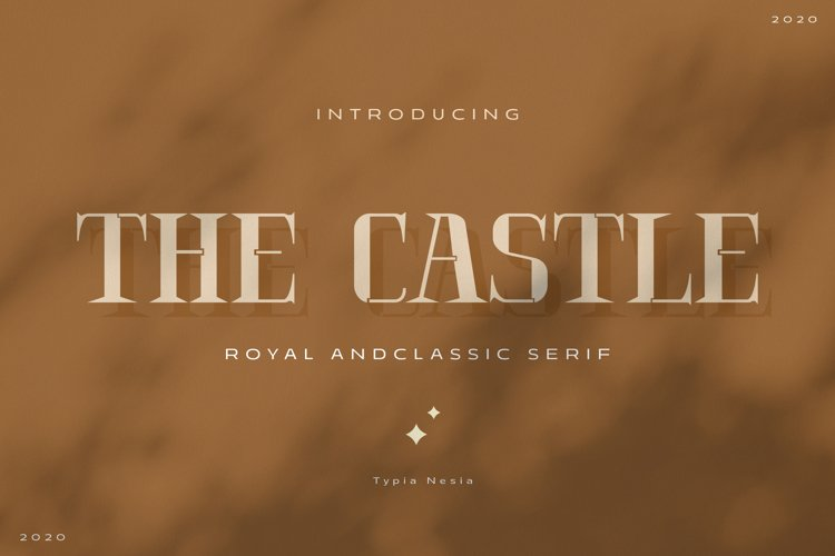 The Castle - Royal Serif example image 1