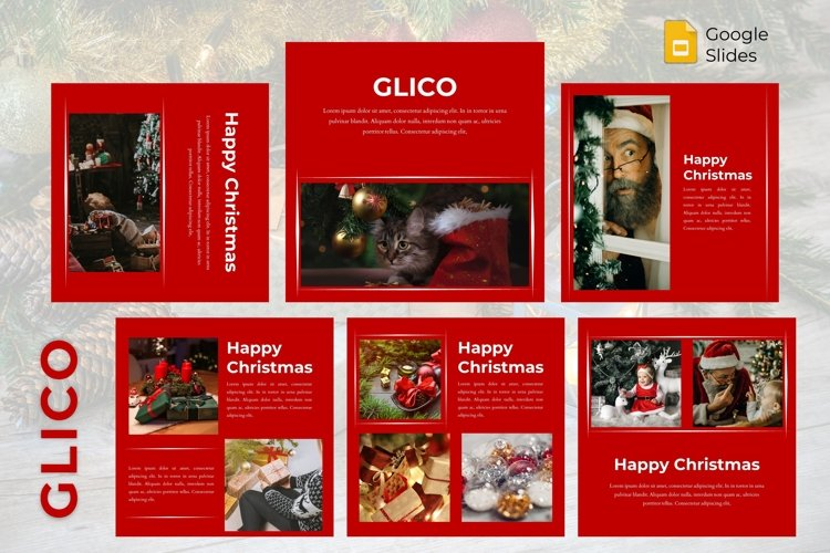 Instagram Feed Template - Glico example image 1