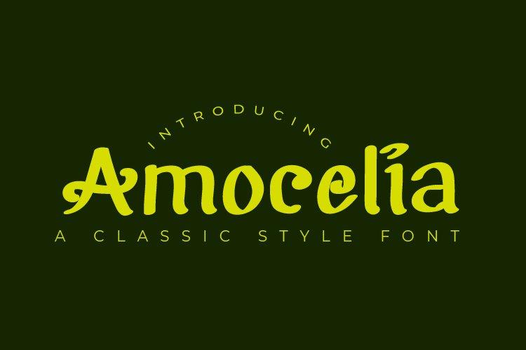 Amocelia example image 1