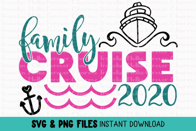 Family Cruise 2020 SVG Cruise Vacation Trip Tropical