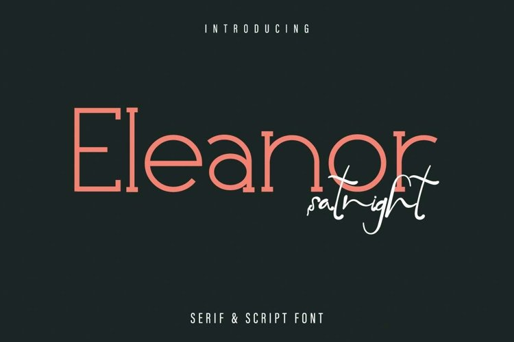 Eleanor Satnight example image 1