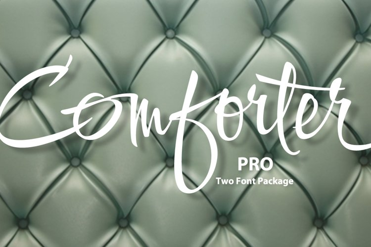 Comforter Pro - Part of the Amazing Scripts Bundle!