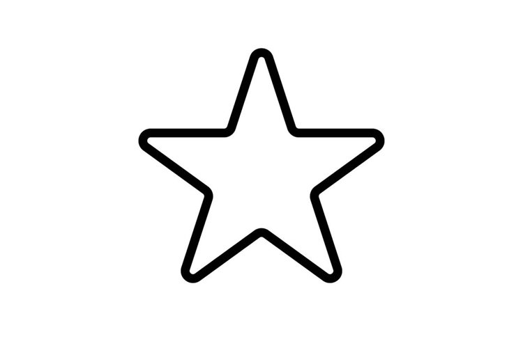 star symbol example image 1