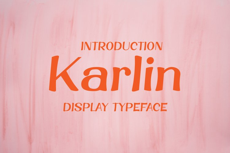 Karlin example image 1