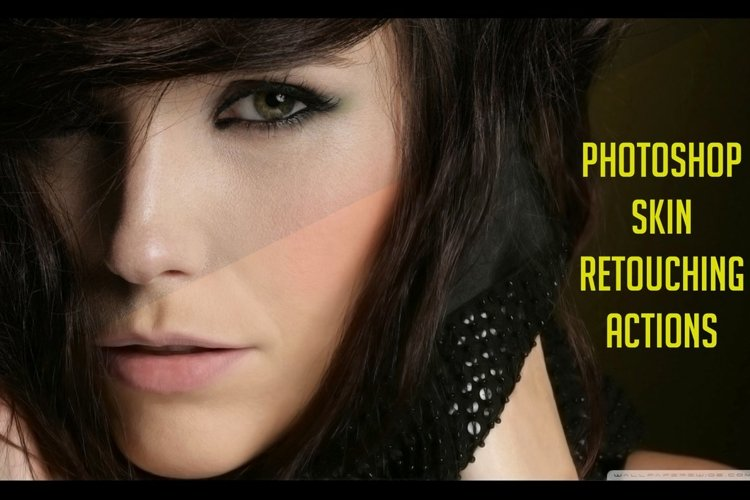 7 Skin Retouching Actions example image 1