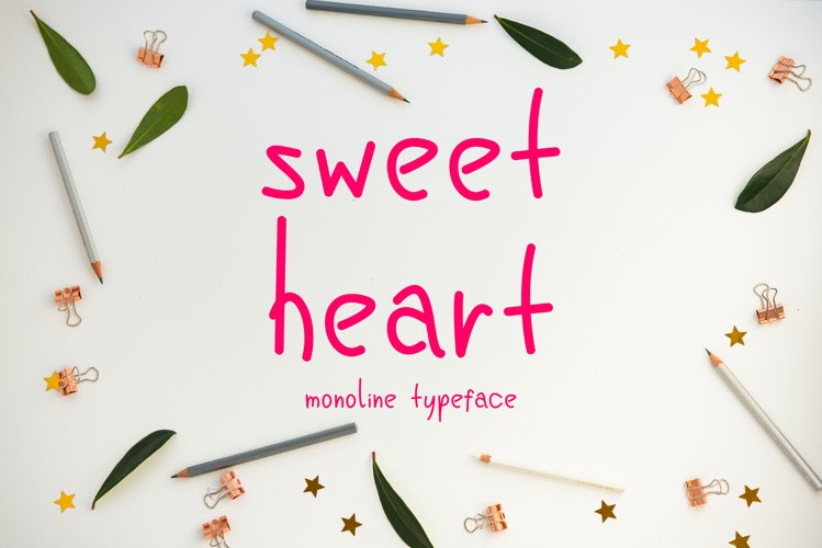Sweet heart example image 1