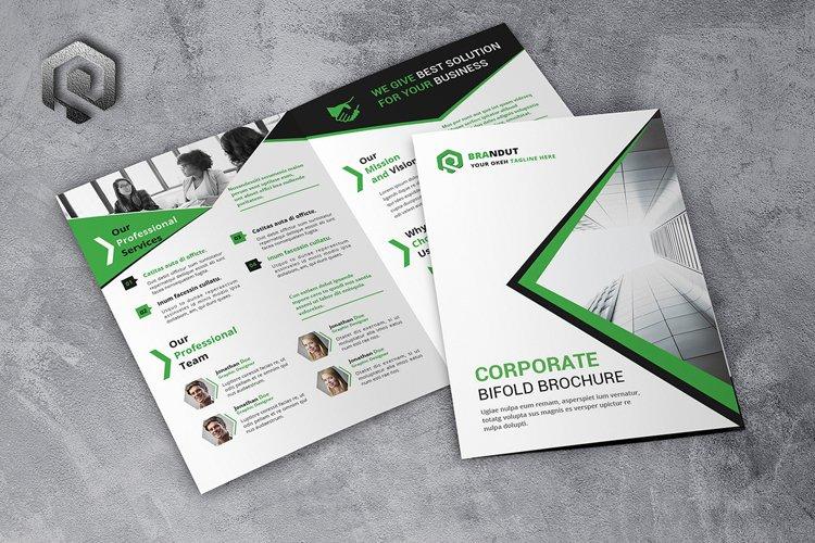 Company Bifold Brochure example image 1