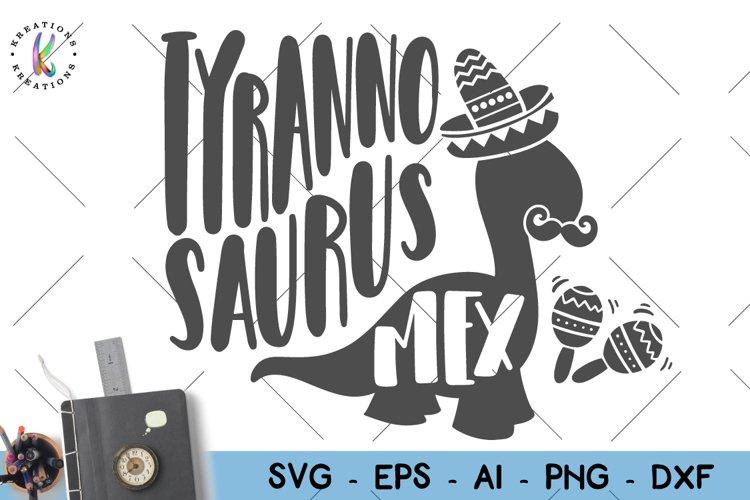 Cinco de mayo tacos-tyrannosaurus mex svg