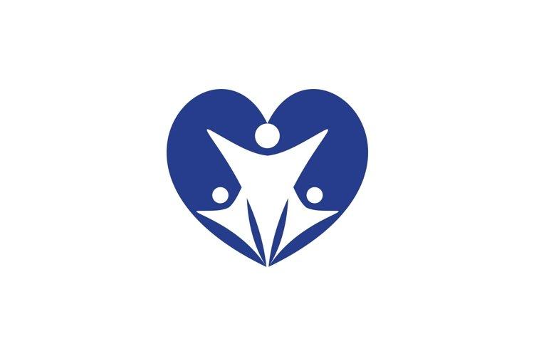Family love logo