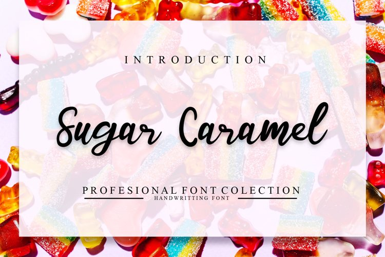 Sugar Caramel example image 1