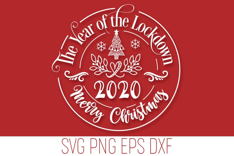 Merry Christmas 2020 - The Year of the Lockdown