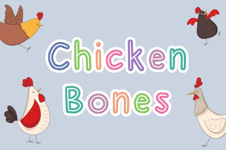 Chicken Bones example image 1