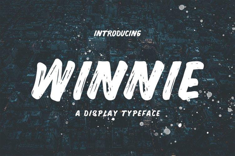 Web Font Winnie example image 1