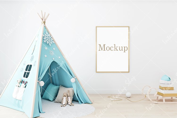 Christmas Mockups Kids \168