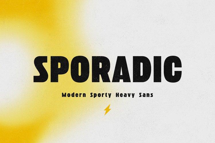 Sporadic example image 1
