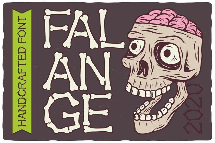 Falange example image 1