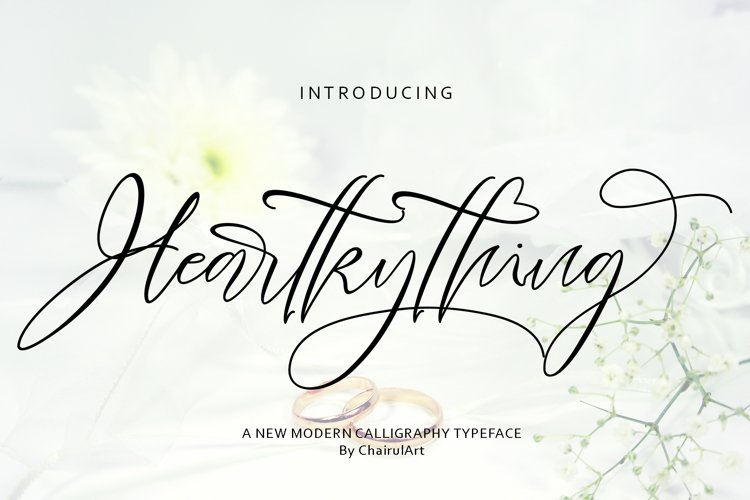 Heartkything Script example image 1