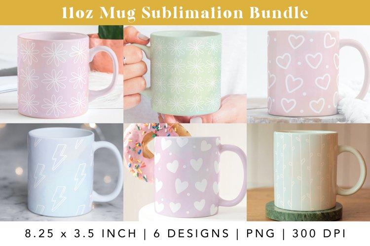 BEST SELLER 11oz sublimation mug design, watercolour design