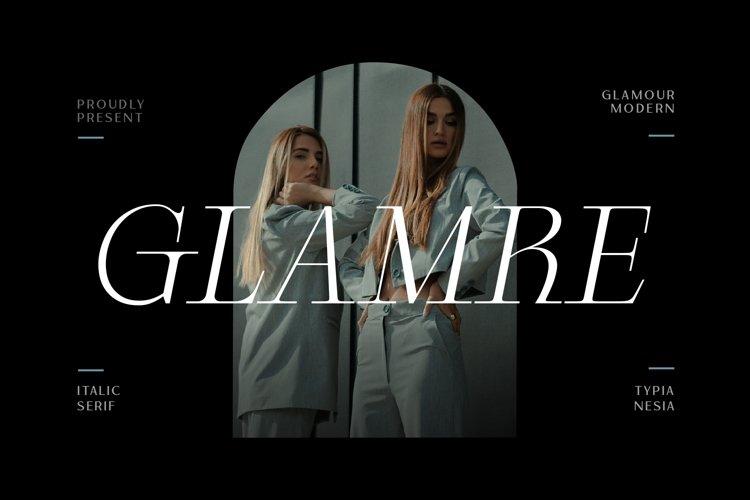 Glamre example image 1