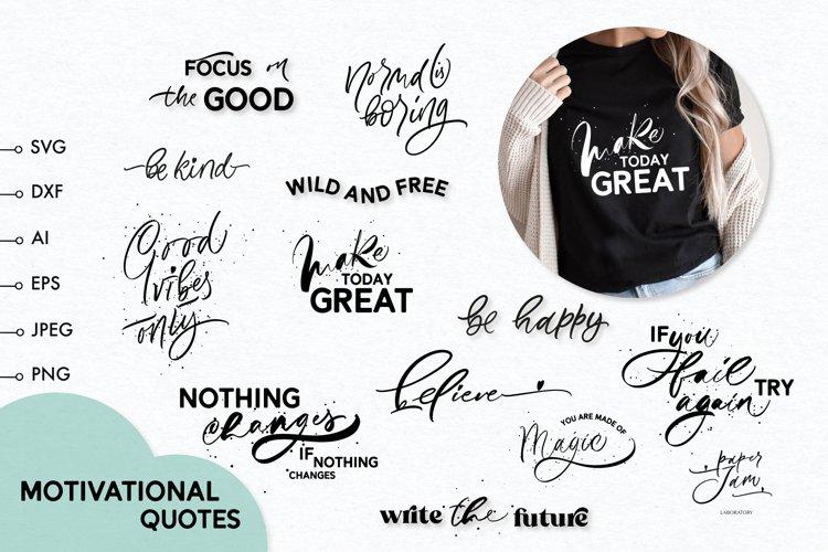 Motivational Quotes SVG PNG bundle Womens shirt svg png