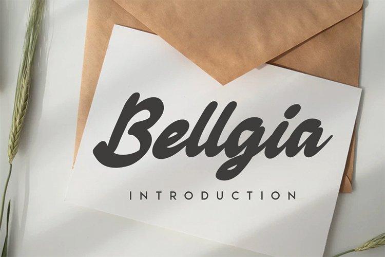 Bellgia example image 1