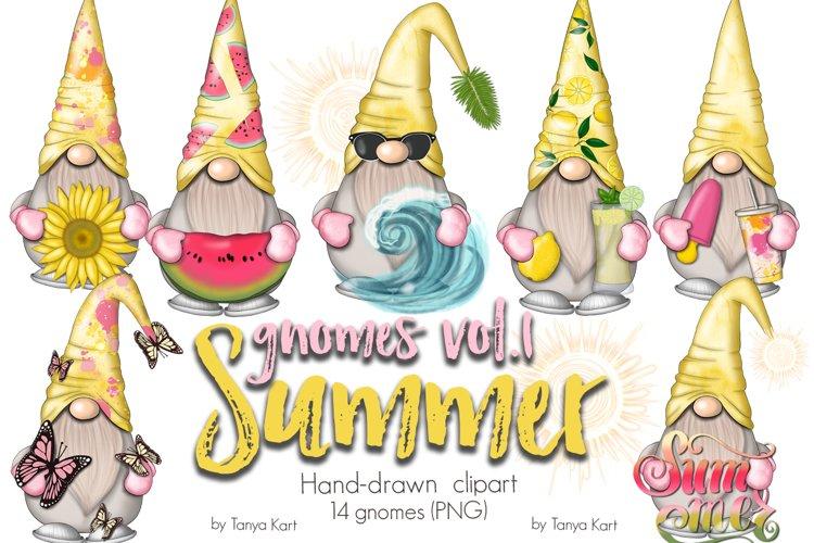Summer Gnomes Icons