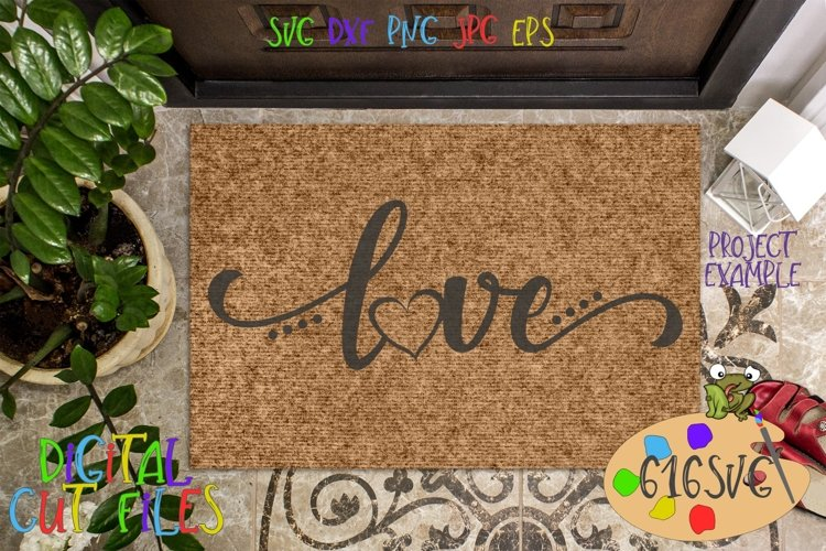 Love SVG, DXF, Ai, PNG