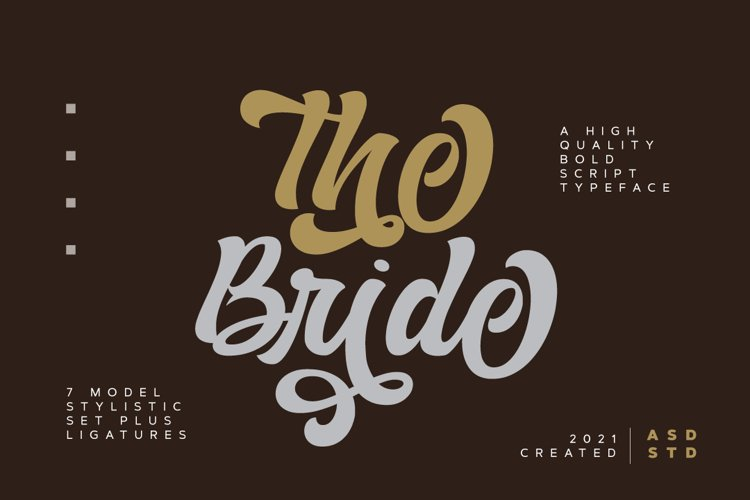 The Bride example image 1