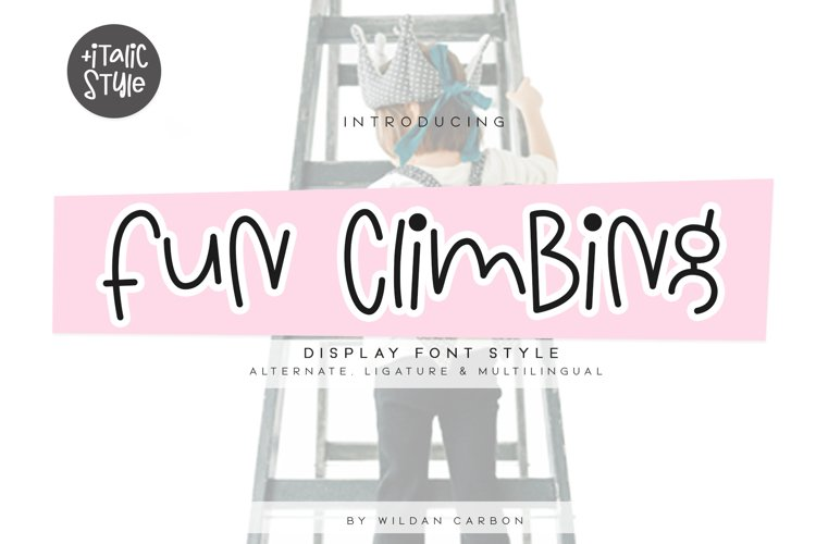 Fun Climbing example image 1