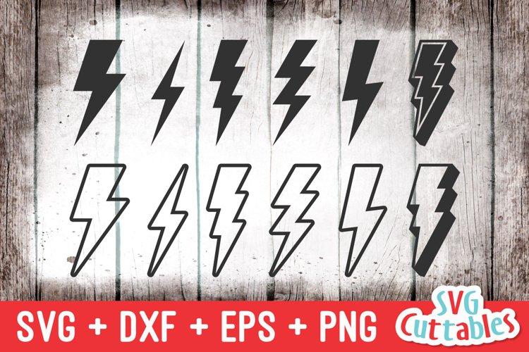 Lightening Bolt SVG | thunder SVG