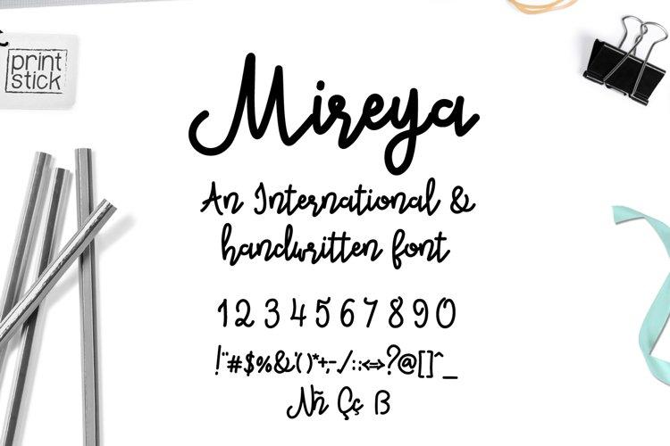 Mireya example image 1