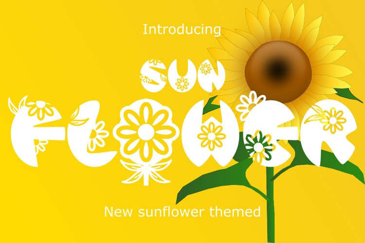 Sunflower example image 1