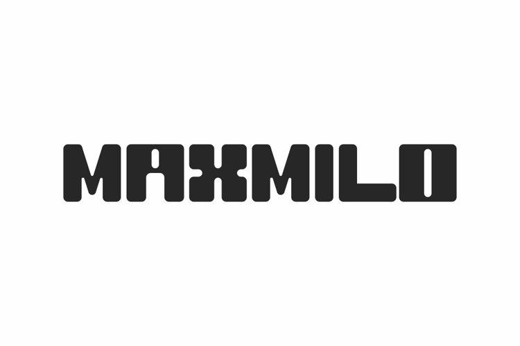 maxmilo example image 1
