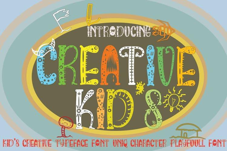 CREATIVE KIDS example image 1