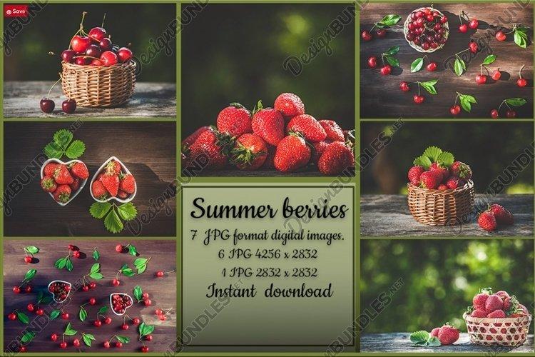 Summer Berries 7 ipg example image 1