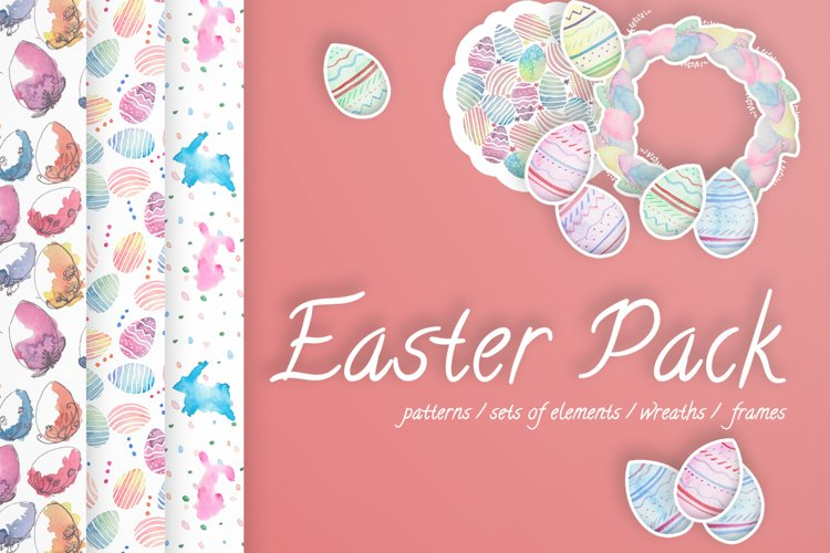 Happy Easter Pack example image 1