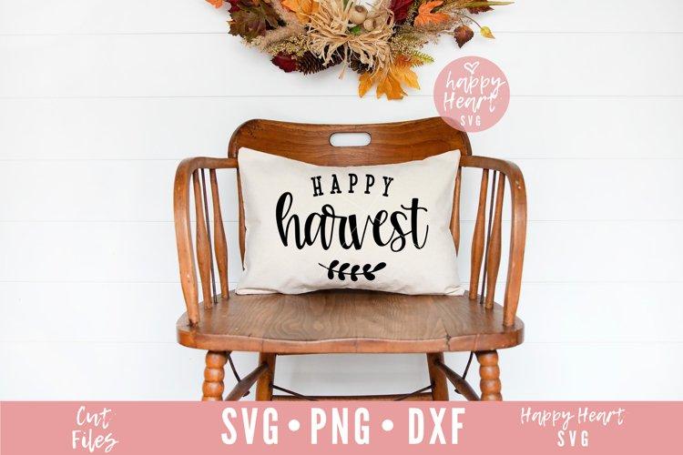 Happy Harvest SVG example image 1