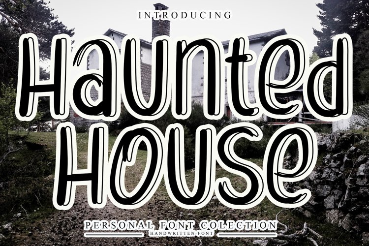 Haunited House example image 1