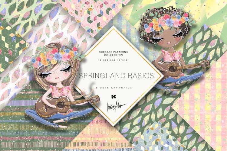 Karamfilas Springland Basic Patterns