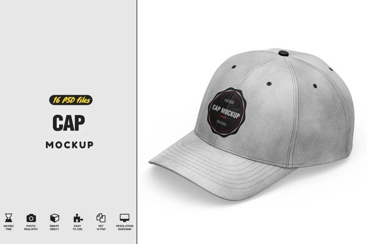Cap Mockup example image 1