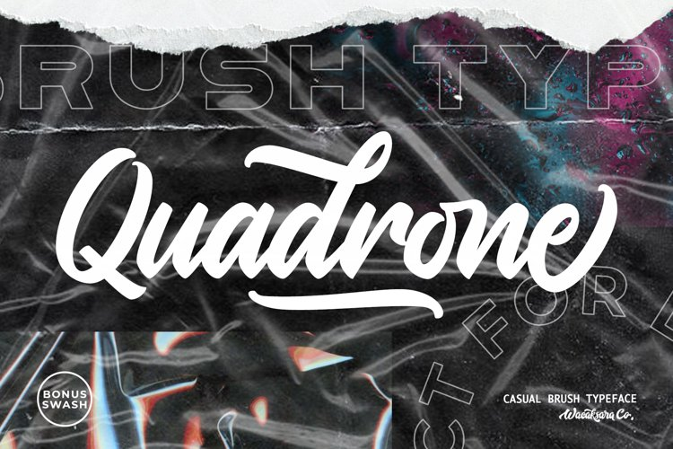 Quadrone example image 1