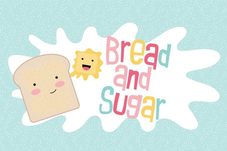 PN Bread and Sugar example image 1