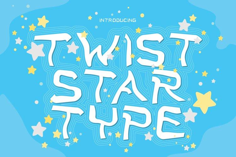 Twist Star Type example image 1