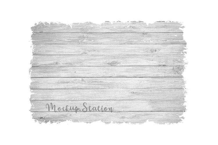 Wood Sublimation Background PNG Bundle, Frame Clip Art Splat - Free Design of The Week Design5