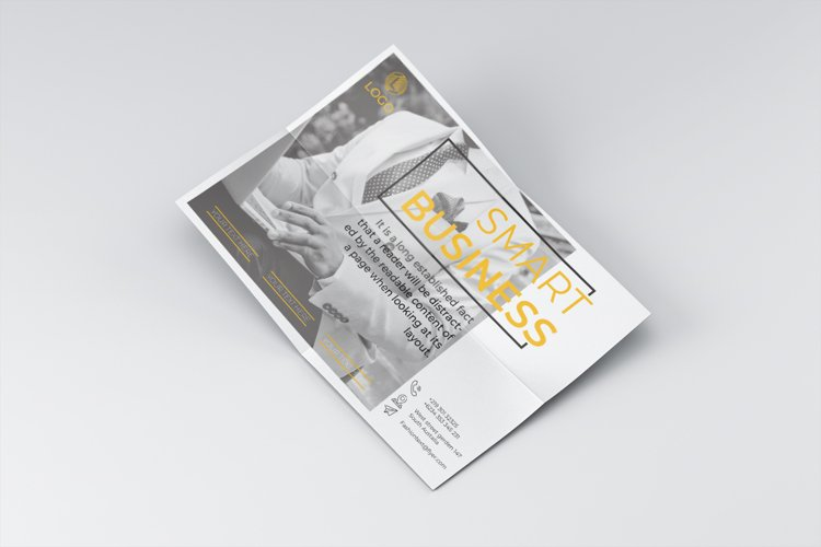 Smart Business flyer example image 1
