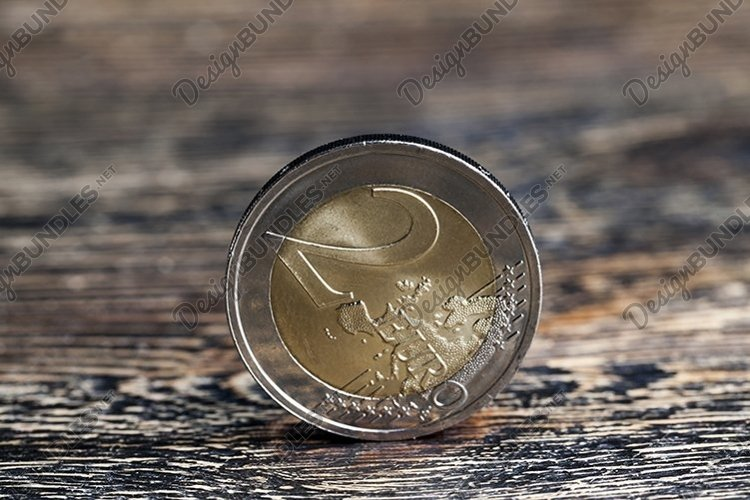 genuine two Euro example image 1
